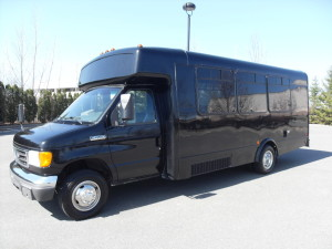 18 passenger Party Bus Ft Lauderdale