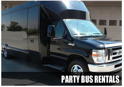 Party bus rental Ft Lauderdale