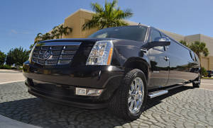 escalade Limo ft lauderdale