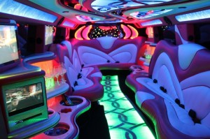 luxury limousine h2 hummer