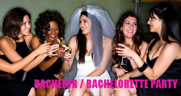 bachelor bachelorette party bus